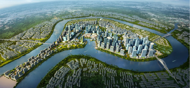 Bitexco steadfast in pursuing $1.35 billion urban project
