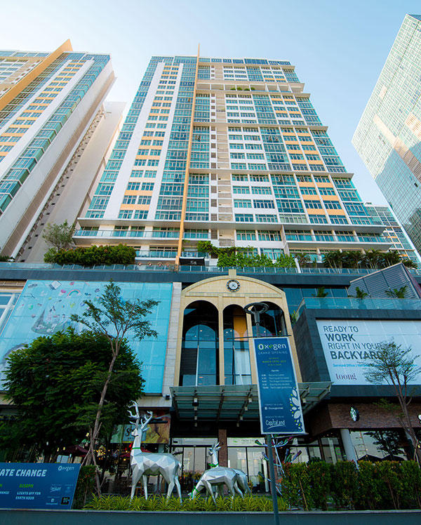 Singapore property moguls move in
