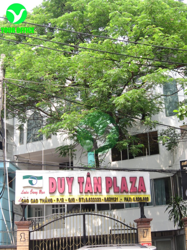 DUY TAN PLAZA