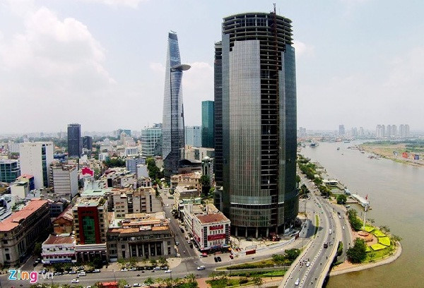 Saigon One Tower going under the hammer