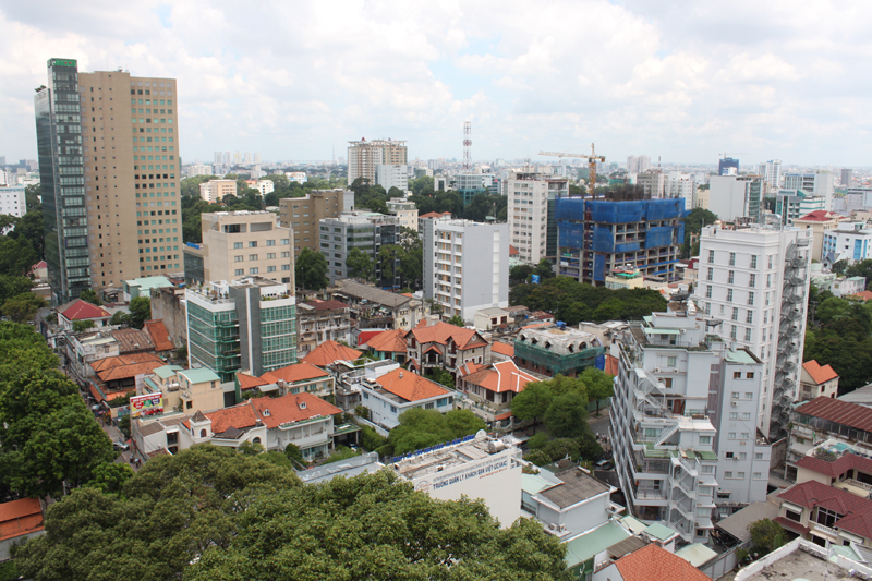 Transaction volume in HCMC property market remains stable in August